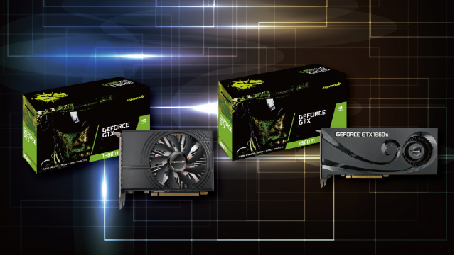 Manli GeForce® GTX 1660 Ti Series